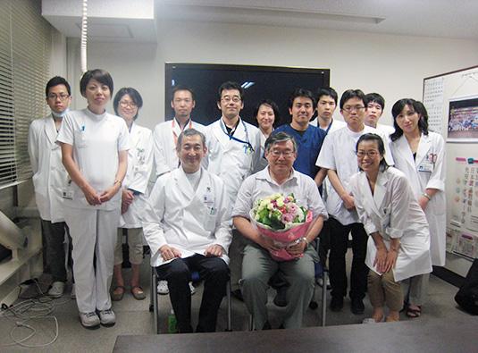 徳島大学医学部 耳鼻咽喉科 | 教室紹介 | 医局写真