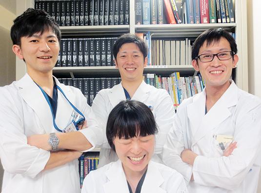 徳島大学医学部 耳鼻咽喉科